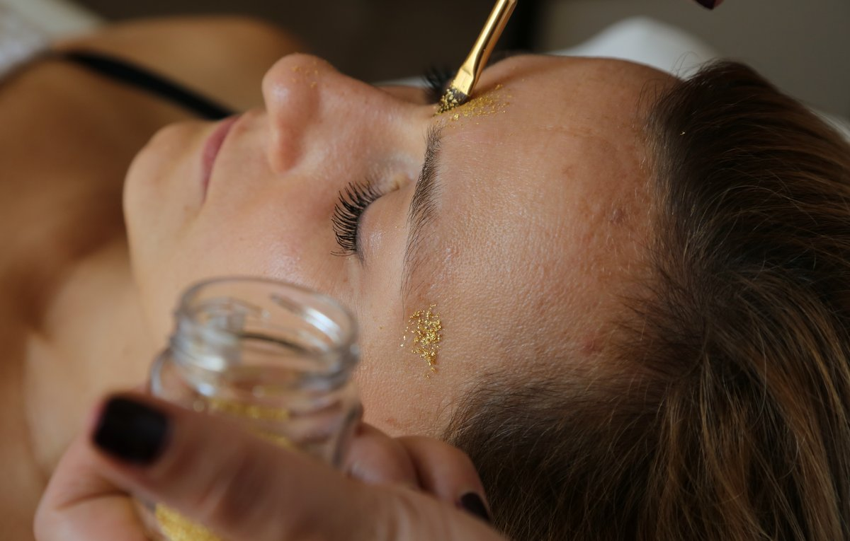 Zabieg Golden Skin