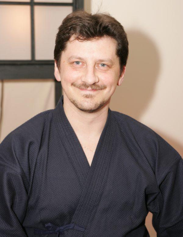 Grzegorz Kuzara - Masażysta