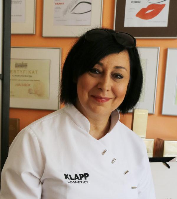 Marta Machaczka - Kosmetolog