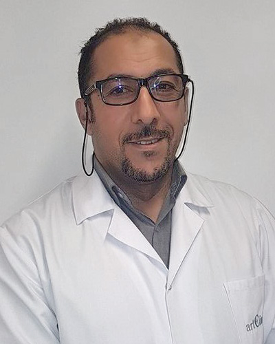 dr Imohamed Alzayany – Chirurg naczyniowy